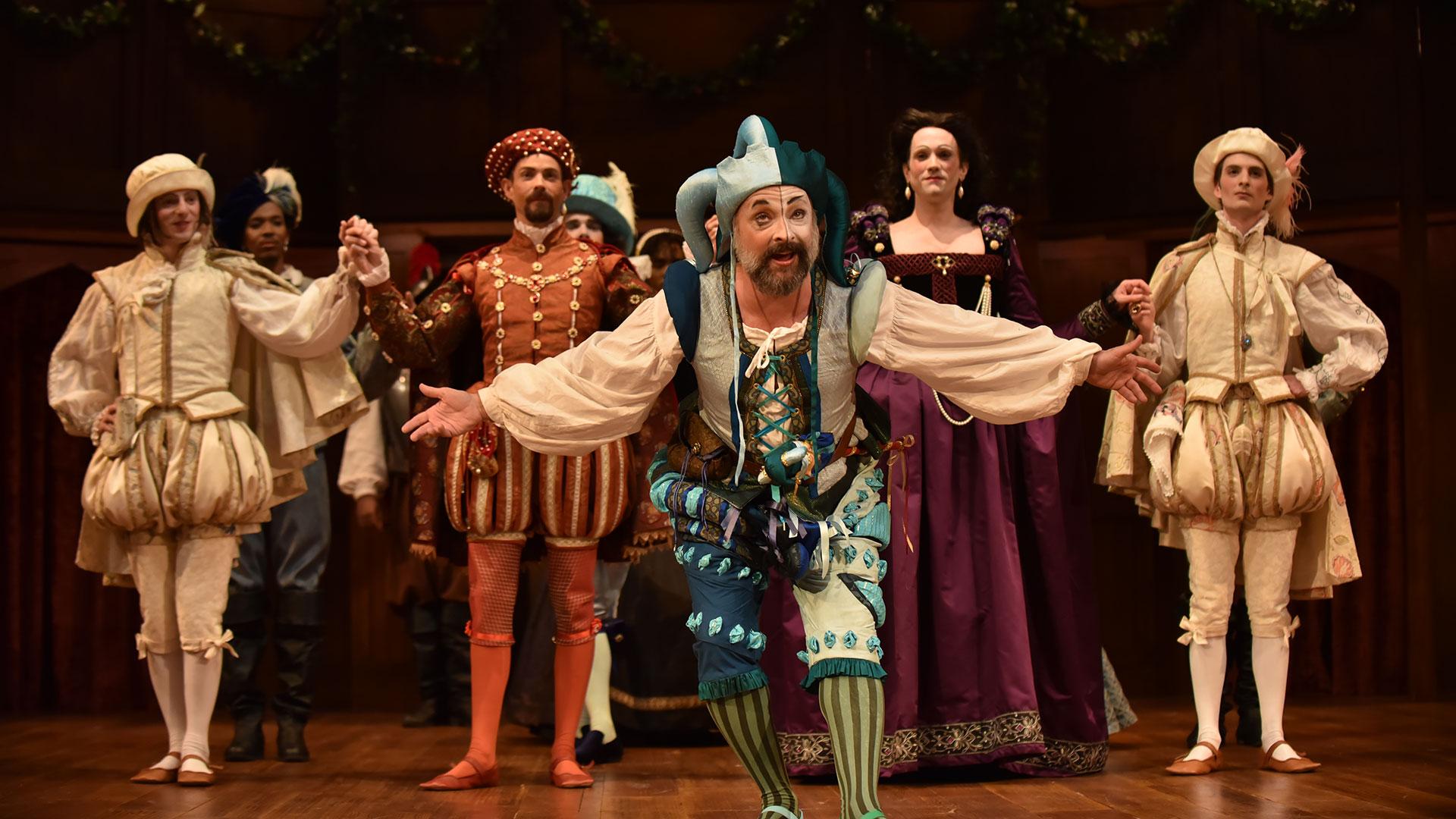Twelfth Night Orlando Shakes