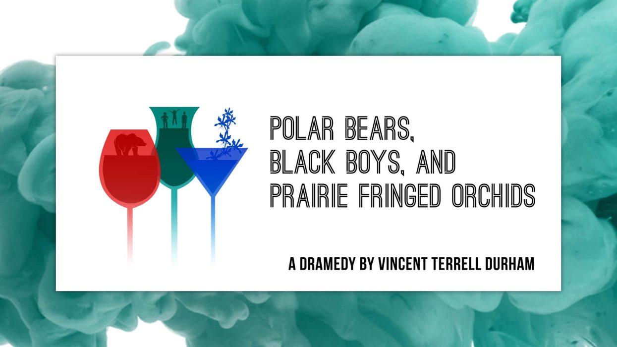 Polar Bears, Black Boys, and Prairie Fringed Orchids Play Reading Artwork
