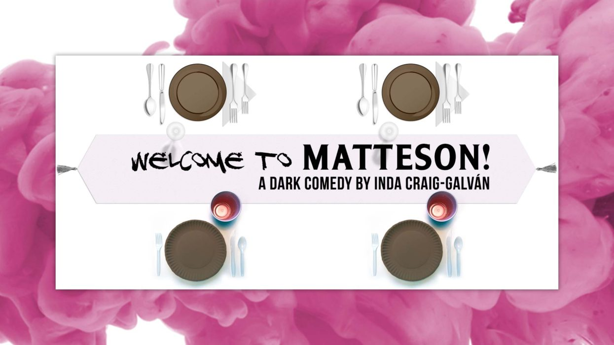 Welcome to Matteson! Play Reading Artwork